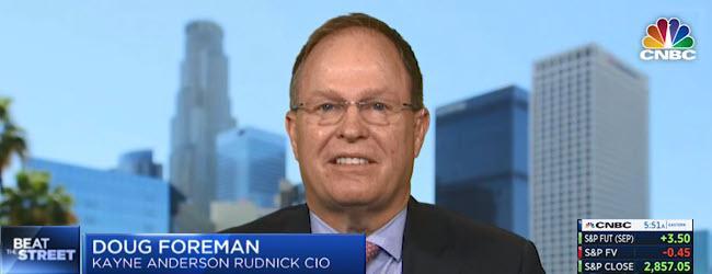 Accent - CNBC Beat the Street - KAR CIO Doug Foreman - August 2018