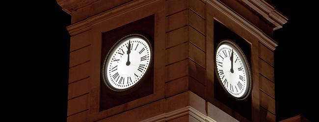 Clock - Accent Image