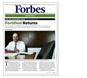 Forbes - KAR   Fortified Returns, March 2019