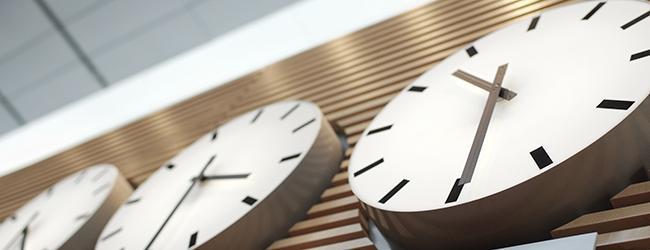 Accent - Clocks