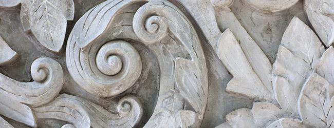 Accent - Ancient Building Swirl