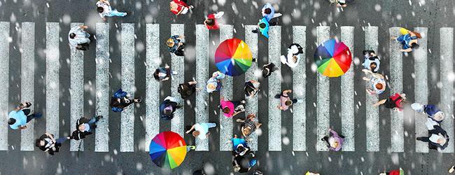 accent - umbrellas