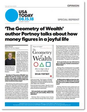 USA Today - Geometry of Wealth
