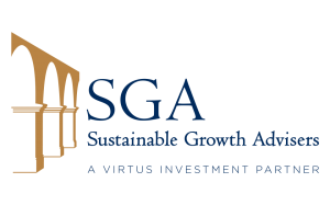 Sustainable Growth Advisers (SGA) Logo 960x600 Transparent Primary