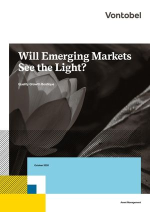 z - Cover Image: Will Emerging Markets See the Light?