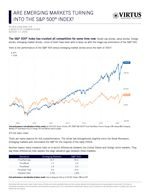 z - Cover Image: Are Emerging Markets Turning into the S&P 500?